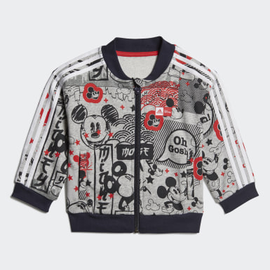 Mickey Mouse Joggedress Grå