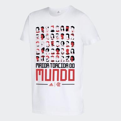 Camiseta maior torcida do mundo CR Flamengo