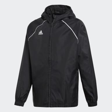 черный Куртка-дождевик Core 18