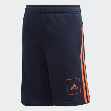 Boys Athletics Blue Shorts