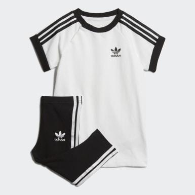 3-Stripes Dress Set