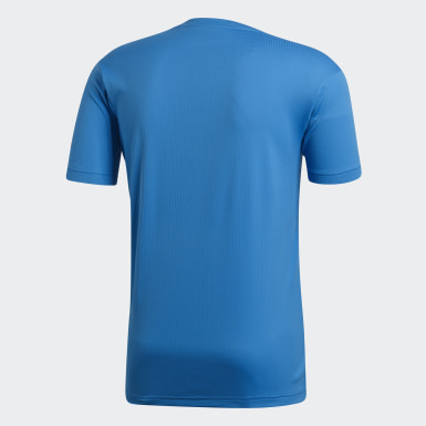 Camiseta Freelift Climachill Azul Homem Training