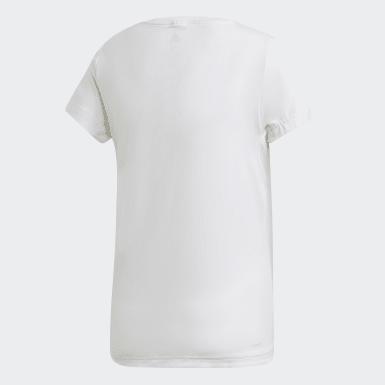 Camiseta Holiday Blanco Niña Training