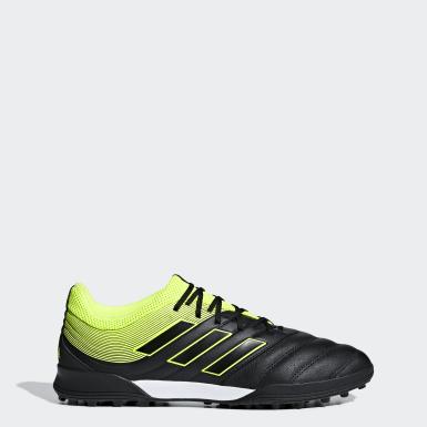 Ποδόσφαιρο Μαύρο Copa 19.3 Turf Boots