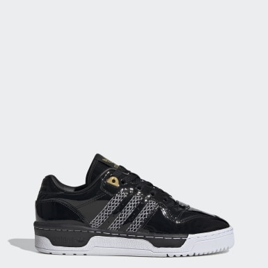 Women's Originals Black Rivalry Low Shoes