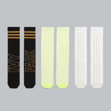Originals Black 3-Pack Logo Socks