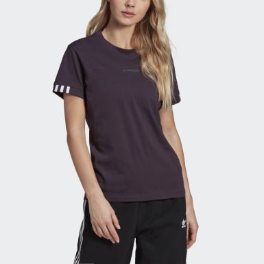 Women's Originals Purple R.Y.V. Tee
