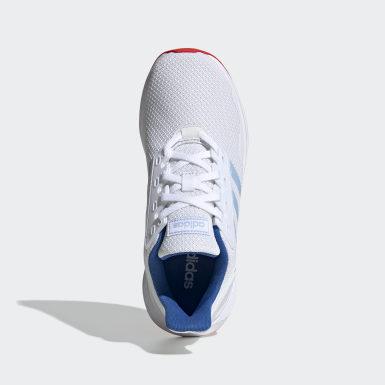 Kids Running White Duramo 9 Shoes