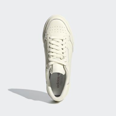 Women's Originals Beige Continental 80 Shoes