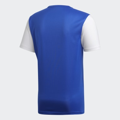 Men Football Blue Estro 19 Jersey