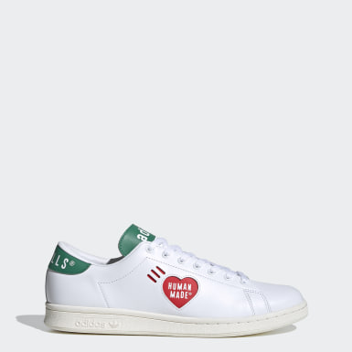 Sapatos Stan Smith Human Made Branco Originals