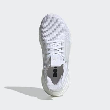 Zapatillas Ultraboost 19 Blanco Niño Running