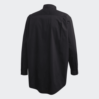 Muži Y-3 černá Košile Y-3 Classic