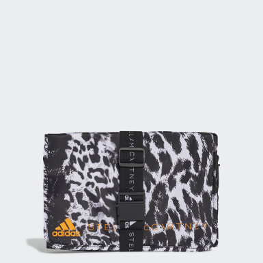 Dames adidas by Stella McCartney Zwart adidas by Stella McCartney Toilettas