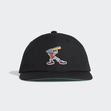 Goofy Vintage Baseball Cap Czerń