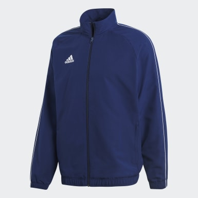 Άνδρες Training Μπλε Core 18 Presentation Jacket