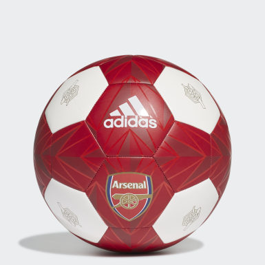 Men Soccer White Arsenal Club Ball