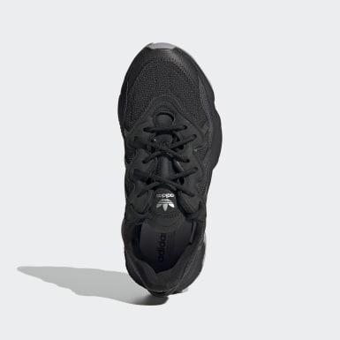 Women Originals Black OZWEEGO TR Shoes