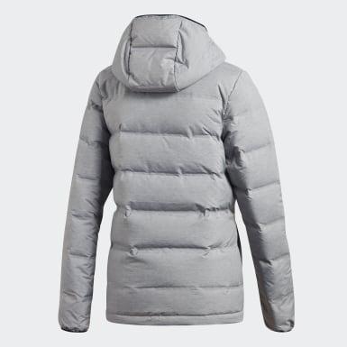 Kvinder Urban Outdoor Grå Helionic jakke