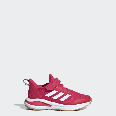 Girls Running Pink Fortarun Running Shoes 2020