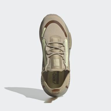 Sapatos NMD_R1 Spectoo Bege Criança Originals
