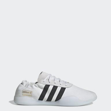Sapatos Taekwondo Team Branco Mulher Originals