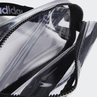Originals Black Clear Waist Pack