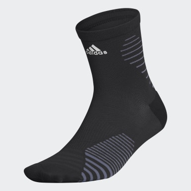 Training Multicolor Running Mid-Crew Socks