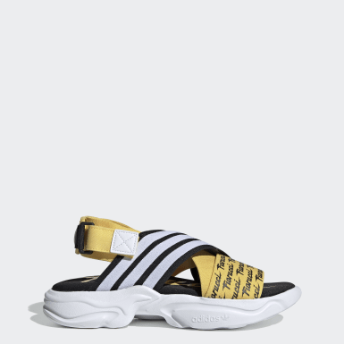 Women's Originals Yellow Magmur Sandals