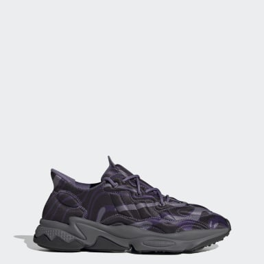 Originals Purple OZWEEGO Tech Shoes