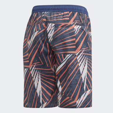 Boys Svømning Blå Board shorts