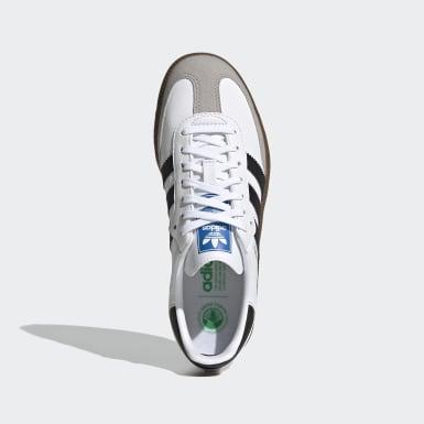 Sapatos Samba OG Branco Criança Originals