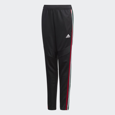 Children Soccer Black Tiro 19 Training Pants