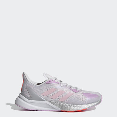 Women Running Grey X9000L3 Shoes