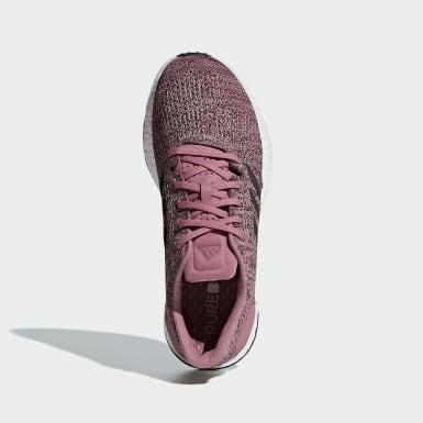 Tenis Pureboost DPR Rosa Mujer Running
