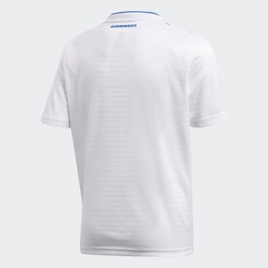 Kinder Fußball Hamburger SV Heimtrikot Weiß