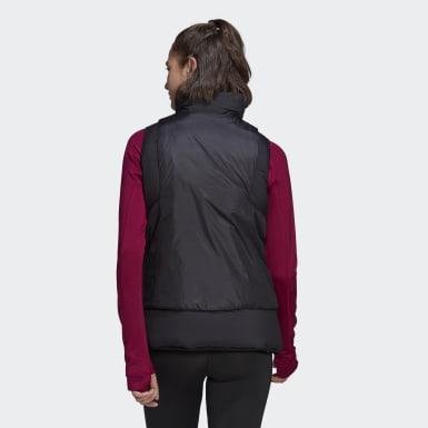 Women Outdoor Black COLD.RDY Down Vest