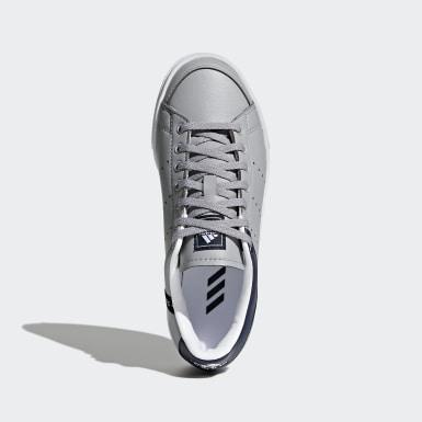 Kids Golf Grey Adicross Classic Shoes