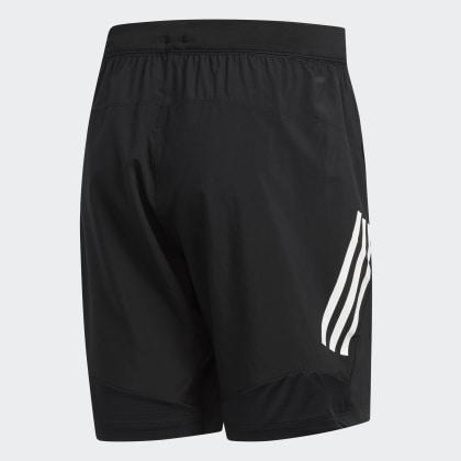 Tech Adidas Shorts Deutschland Schwarz BlackWhite Woven streifen 4krft 3 XiuZOkP