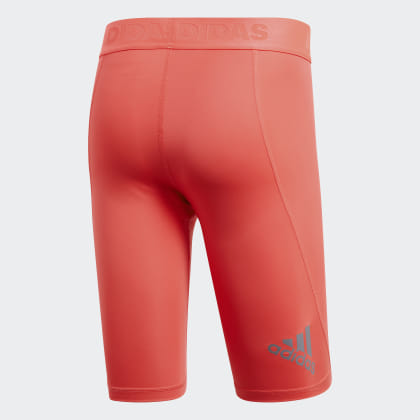 Red Deutschland Kurze Tight Sport Shock Rot Alphaskin Adidas vYy7fgb6