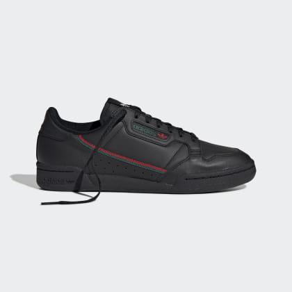 Continental 80 Collegiate Green Schuh Deutschland Core BlackScarlet Adidas Schwarz kZiuPX