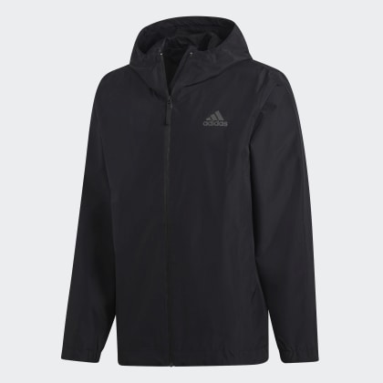 Adidas Black Regenjacke Climaproof Schwarz Deutschland HWIe9YEDb2