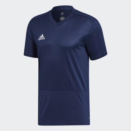 Dark 18 Trainingstrikot BlueWhite Condivo Blau Adidas Deutschland CoBrWxQde