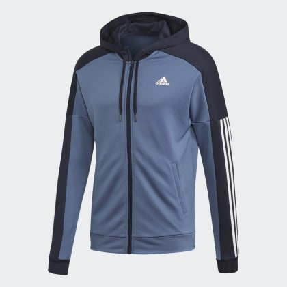 Adidas Blau Game Tech Deutschland Ink Time Trainingsanzug j4L5AR3