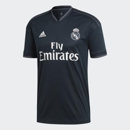 OnixBold Grau Tech Auswärtstrikot Madrid Deutschland Adidas Real White bf67gy