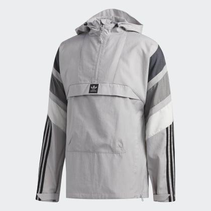 Onix Adidas Solid Grey Clear Originals Grau Deutschland 3st Light Five GraniteDgh Jacke CxBoed
