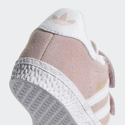 Adidas Schuh PinkCloud Icey Gazelle White Deutschland Rosa GqSUMLpzV