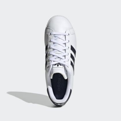 Adidas Deutschland Coast Star Cloud Schuh Weiß WhiteCollegiate Navy FK1lJc