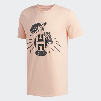 T Rosa Harden Deutschland Glow Verb shirt Swagger Adidas Pink XuPOkTiwZl
