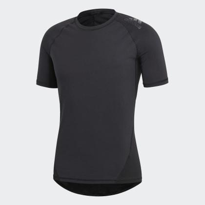Sport shirt Deutschland Adidas Black Alphaskin T Schwarz 0wm8OvnPyN